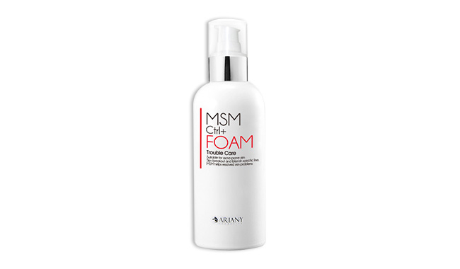 MSM Control + Foam (Trouble care)  180ml