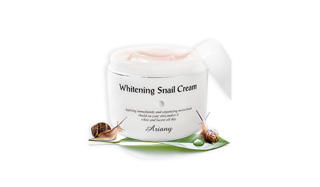 Whitening Snail Cream 100g